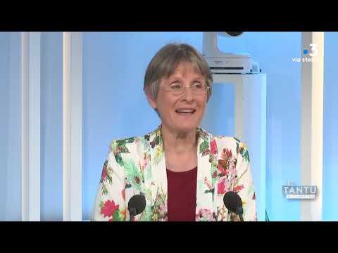 In Tantu in Campagna 31/05/2021 : Agnès Simonpietri - Ecologia Sulidaria
