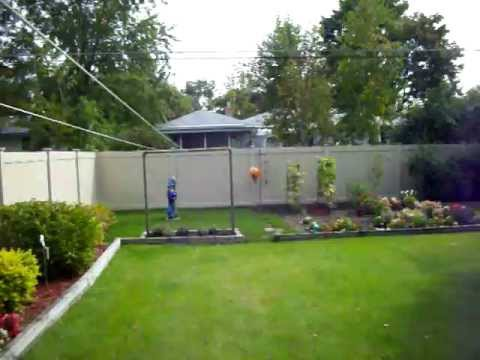 Beige Vinyl Privacy Fence Blaine Mn 612 281 0558 Youtube