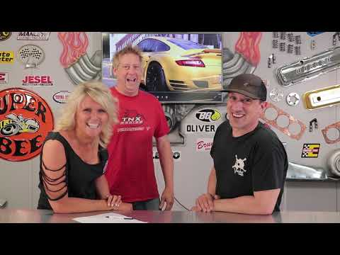 The Master Of Faster: Episode 3: Muscle Cars Vs. Super Cars