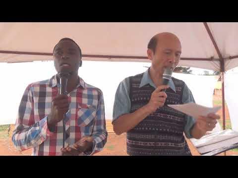 Bible motivate people to love God - Ps Yip - Eng & Luganda, Uganda
