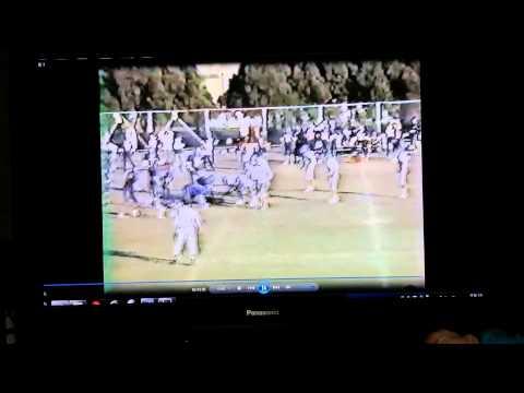 Korea Football 1988 Giants 22 vs Colts 8 Part 5 of 6