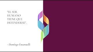 Domingo Emanuelli - El ser humano tiene que protegerse