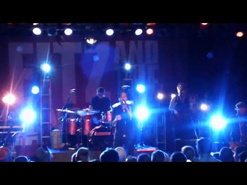 Fitz And The Tantrums @ The Music Farm 6-9-12