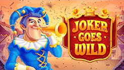 Joker Goes Wild Slot Game By Skywind Group