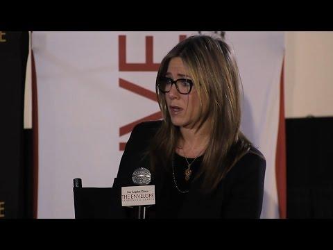 Cake: Jennifer Aniston on collaborating with Adriana Barraza