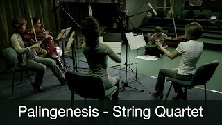 Palingenesis - String Quartet of Pannon Philharmonic
