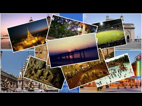 MUMBAI TOURISM MONTAGE