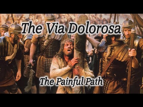 The Via Dolorosa: All 14 Stations of Christ's Path to the Cross - HolyLandSite.com