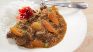 Japanese Curry Recipe from Scratch - Pai's Kitchen!