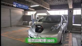 グリーン自動車の心臓部  スーパーキャパシタと燃料電池 【信州大学】