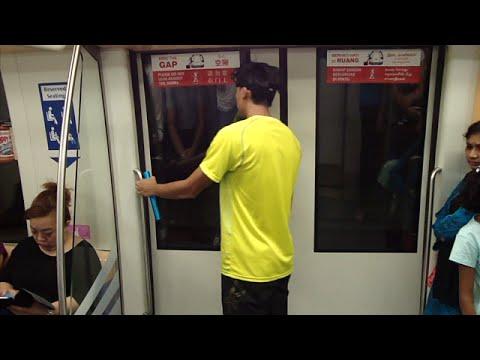 Race the Tube - Singapore