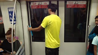 Race the Tube - Singapore