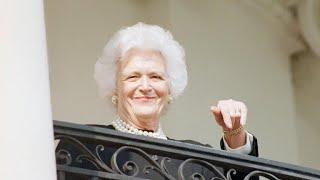 Legacy of former first lady Barbara Bush