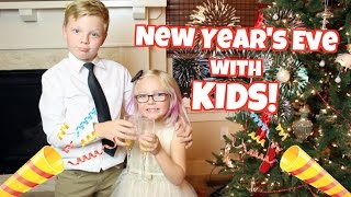 HOW TO NEW YEAR'S EVE WITH KIDS! | Millennial Dads