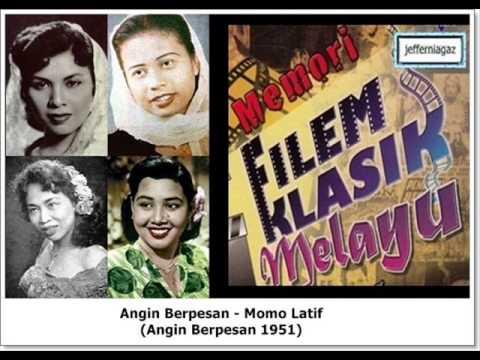 OST Angin Berpesan 1951 - Angin Berpesan - Momo Latif