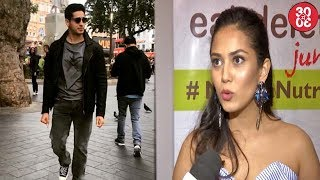 Sidharth - Rakul Start Shooting For 'Aiyaary' In London | Mira Hints About Her Bollywood Debut
