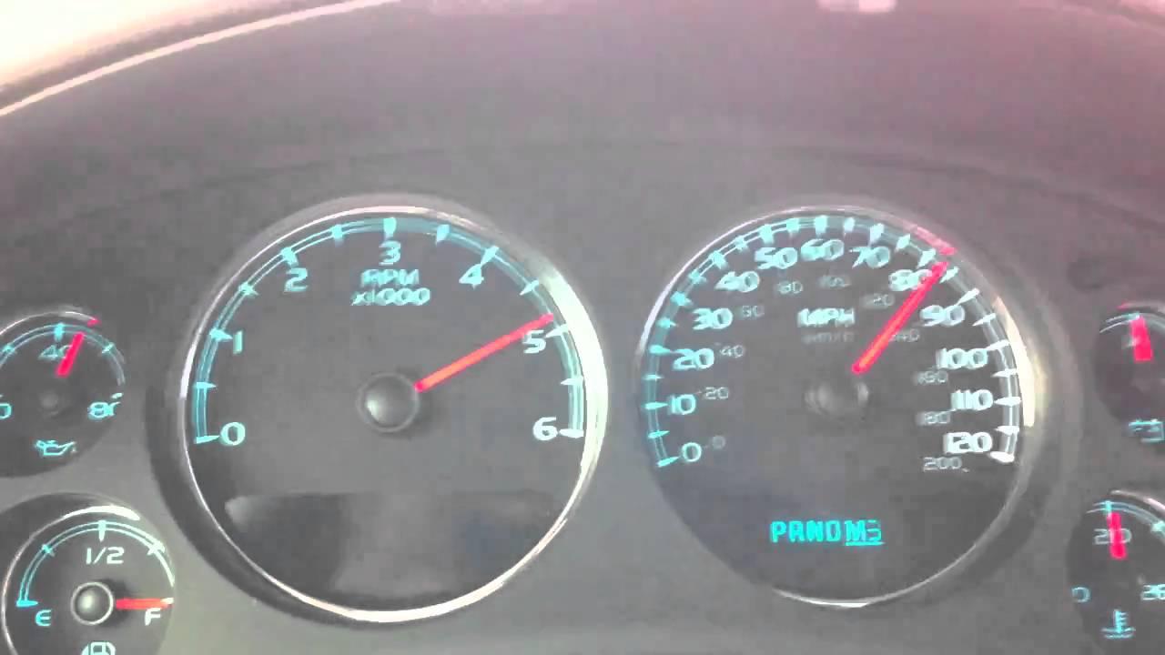 2008 yukon denali 0 105mph 6 2l manual mode youtube rh youtube com 2010 Yukon XL 2006 yukon xl manual