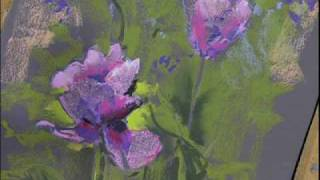 Preview | Painting Flowers in Pastel with Margaret Evans