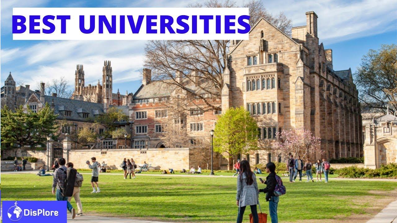 Top 10 Best Universities in the World 2020