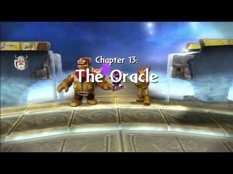 Skylanders Giants - Walkthrough Chapter 13: The Oracle