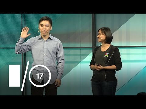 Getting Started with Machine Perception Using the Mobile Vision API (Google I/O '17)