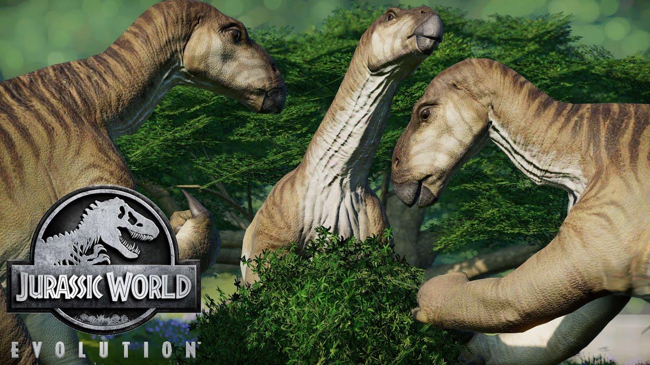 European Wildlife Reserve    Jurassic World Evolution