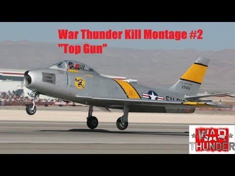 war thunder top gun