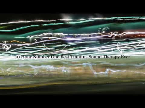 10 Hour Number One Best Tinnitus Sound Therapy Ever