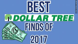 Best Dollar Tree Finds of 2017