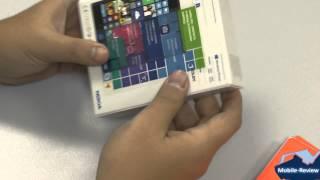 Видеообзор Nokia Lumia 830(Наш сайт: http://mobile-review.com/ Наш твиттер: https://twitter.com/mobilreview Наш ВК: http://vk.com/mobilereviewcom Наш FB: ..., 2014-10-10T14:54:06.000Z)
