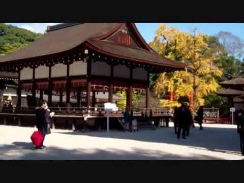 Shimogamo Shrine (下鴨神社), Kyoto City, Japan