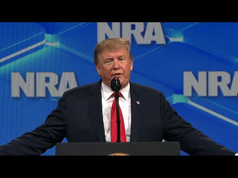 Trump: Angry Democrats want to take away your guns