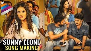 Sunny Leone Item Song Making | Garuda Vega Telugu Movie | Rajasekhar | #SunnyLeone |Telugu Filmnagar