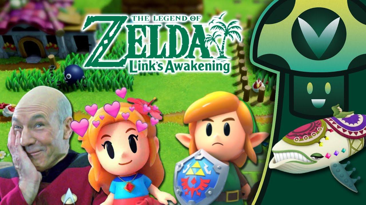 [Vinesauce] Vinny - The Legend of Zelda: Link's Awakening