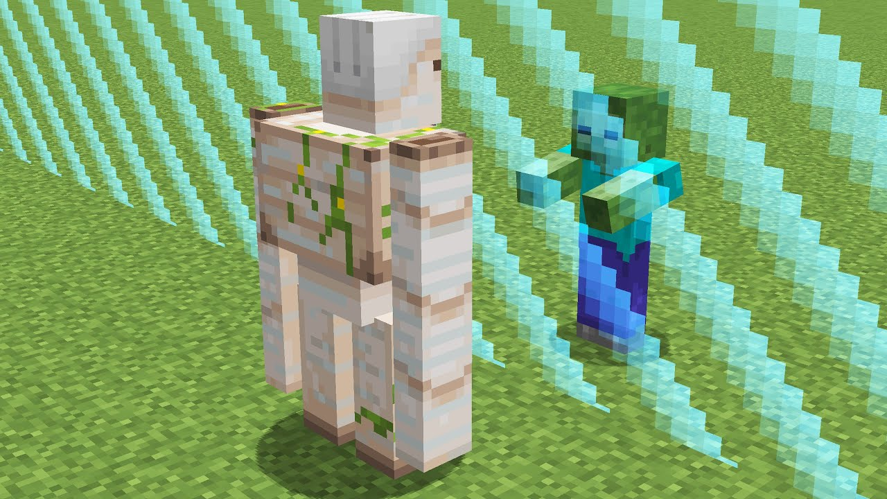 will the iron golem attack?