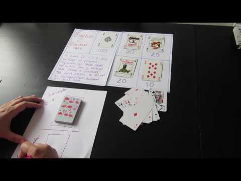 Fraction To Decimal Race: A Card Game