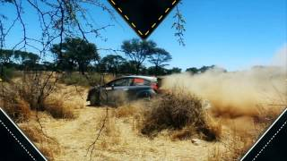 Total Tara Rally 2014 - Windhoek, Namibia