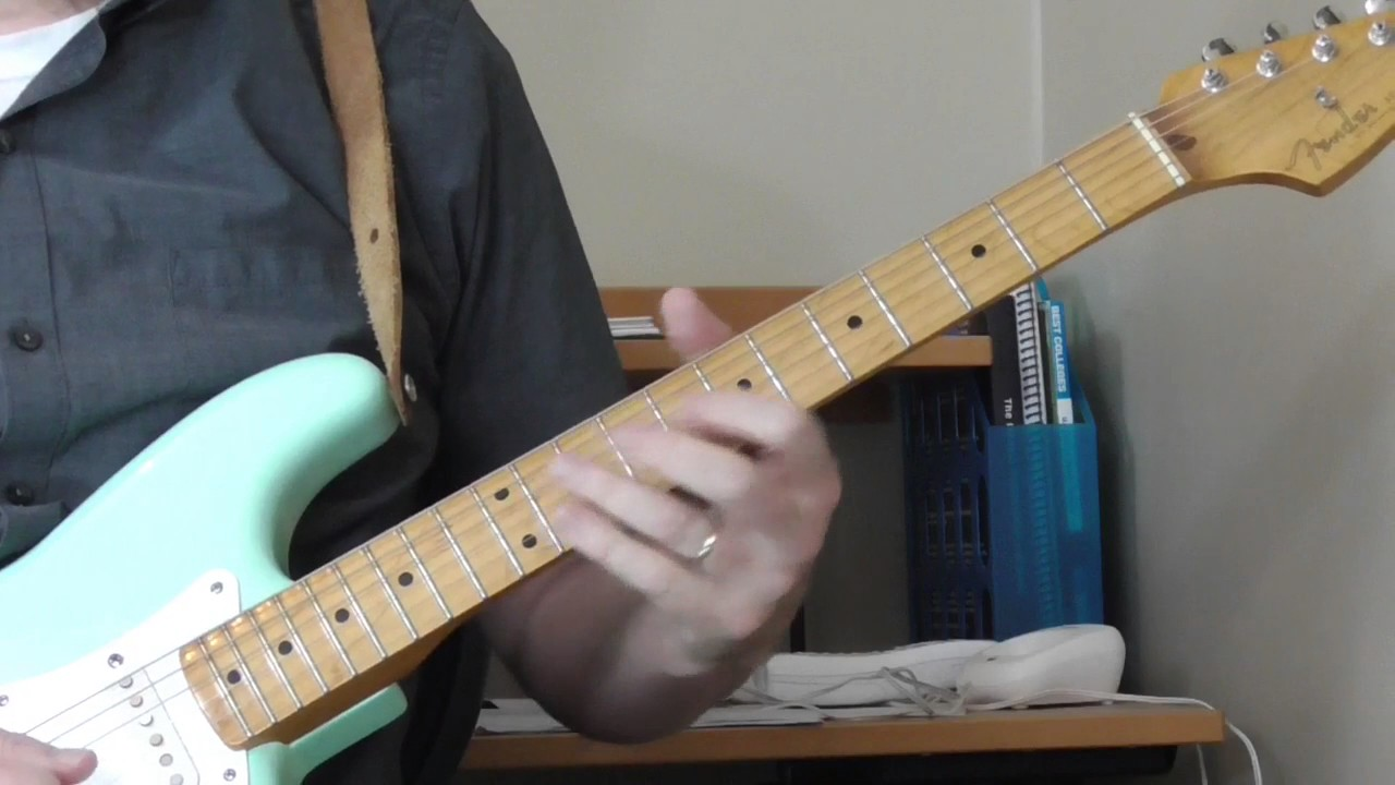 Ike Turner Guitar Lesson Steel Guitar Rag Part 1 Youtube
