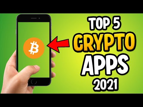 Best NEW Crypto Apps! (Top 5 Crypto Apps Of 2021)