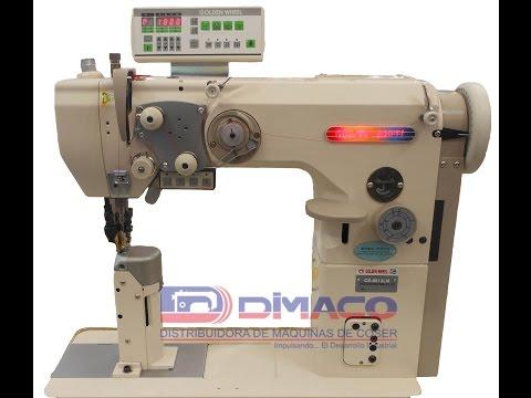 Maquina de coser, Poste 1 Aguja CS-8813LM Automática