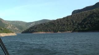 Gita in battello sul lago Flumendosa