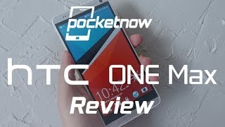 HTC One max review