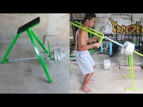 Best Homemade Gym Equipment Ideas