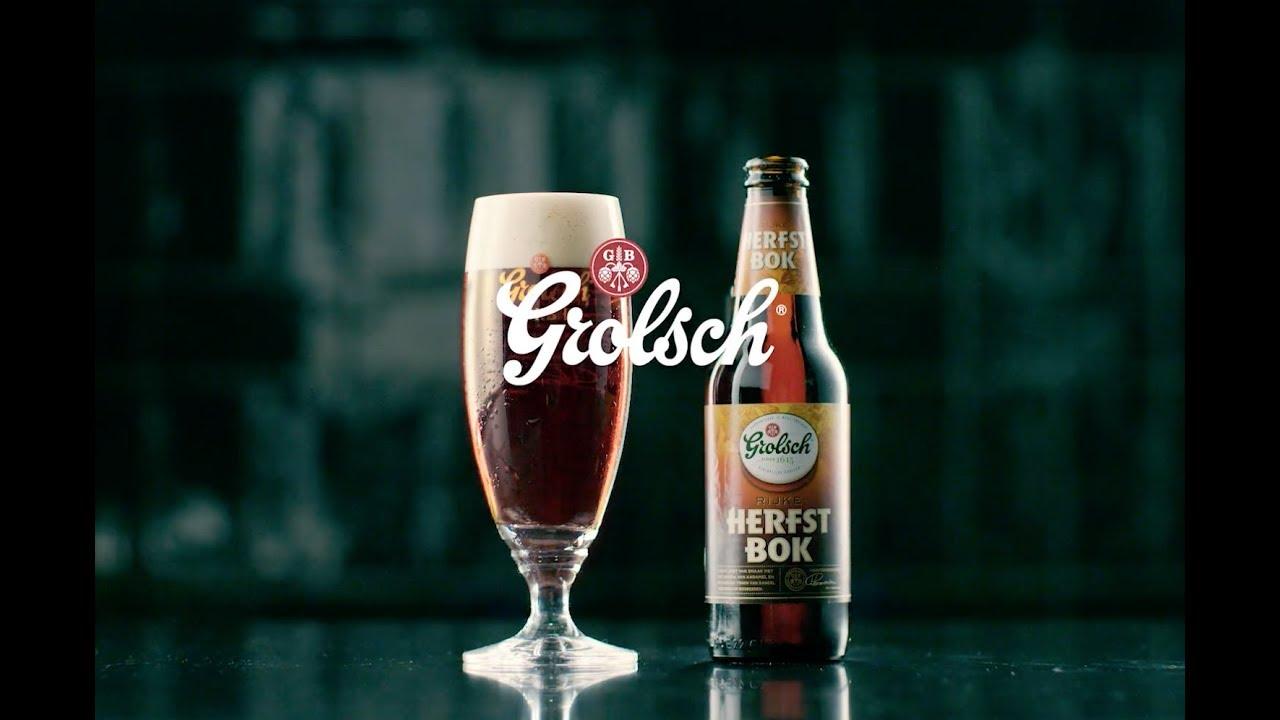 Grolsch: Rijke Herfstbok