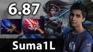 6.87 - MIRANA GAMEPLAY by Suma1L - Dota 2