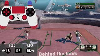 NBA 2k16 Crossover 16 Cheese, Momentum Crossover, Dribble Moves Tutorial