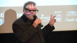 Ray Winstone introduces Sexy Beast at Bradford International Film Festival 2012