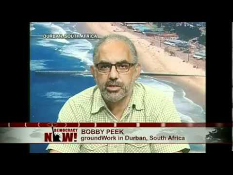 "Climate Activists: Durban Deal is ""Very Weak"" Agreement, Lacks ""Ambition, Equity, Justice"""