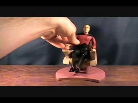Star Trek The Next Generation Captain Picard with Captains ...