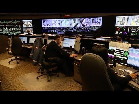 A look inside the TTC control room